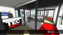 Stand Tecrapol - Expomin 2014