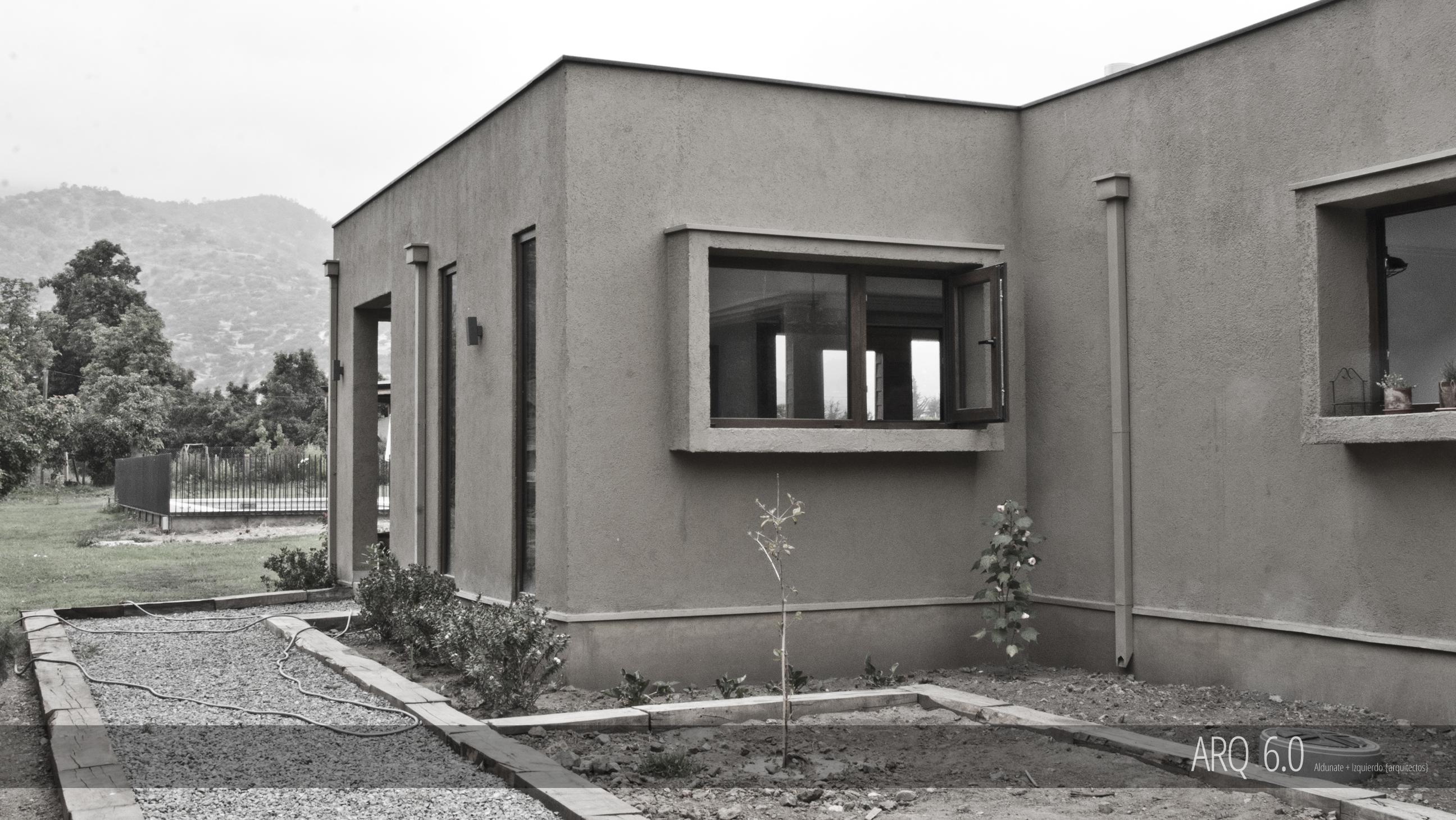 Arq6 - Casa Elzo Montero 13