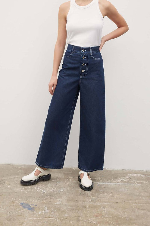 Kowtow, Sailor Jeans, Indigo Denim