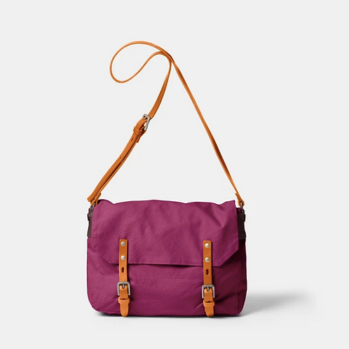 Ally Capellino Small Jeremy Messenger Bag, Plum