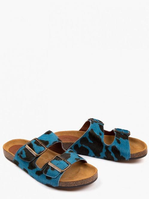 Penelope Chilvers, Pool Pony Slide, Brown/Blue