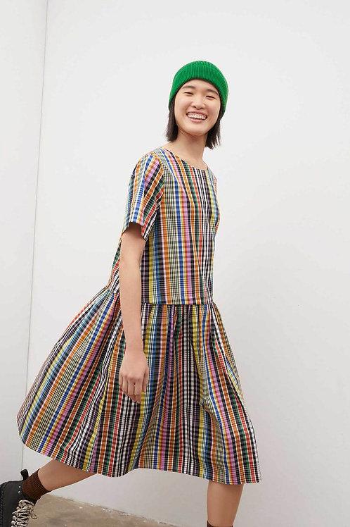 kowtow, Mariette Dress, Checks