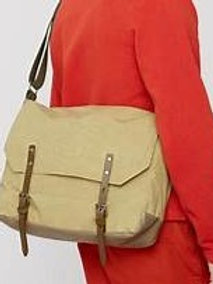 Ally Capellino Jeremy Messenger Bag, Gooseberry
