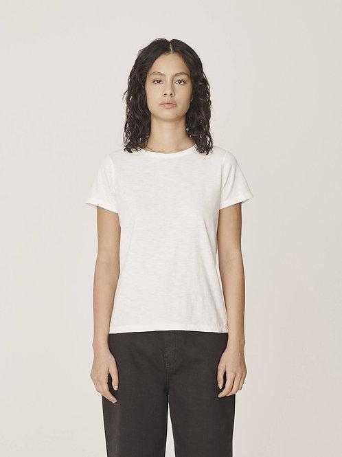 YMC, Cotton slub jersey t-shirt, ecru