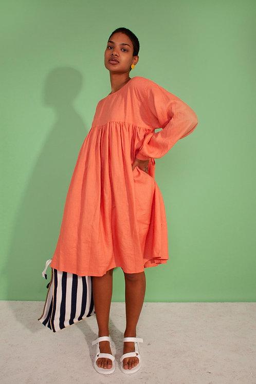 LF Markey, Kell Dress, Coral