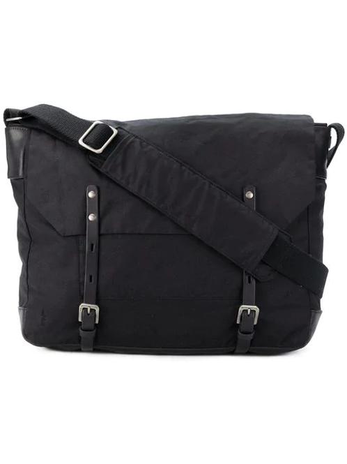 Ally Capellino Jeremy Messenger Bag, Black