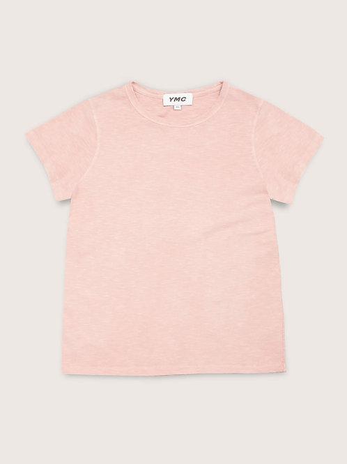 YMC, Day cotton slub jersey t-shirt, pink