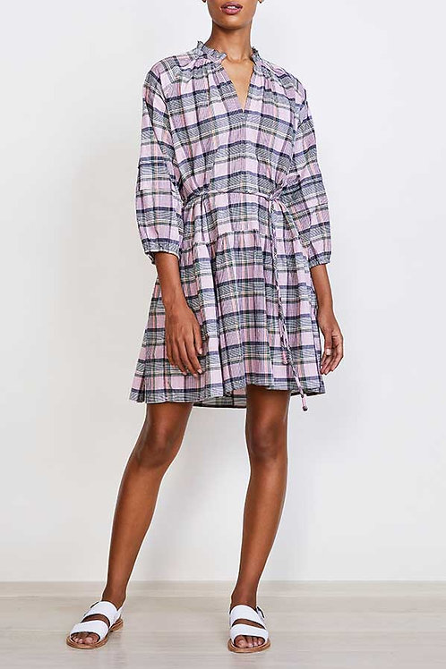 Apiece Apart, Laguna Mini  Dress, Madras