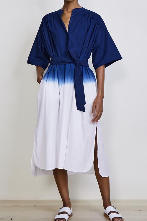 APIECE APART, Palo Tunic Dress, Cielo Ombre