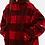 Thumbnail: YMC Hunter Parka, Red + Black