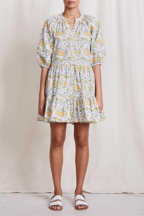 APIECE APART, Mini Mitte Dress, Light Ditsy