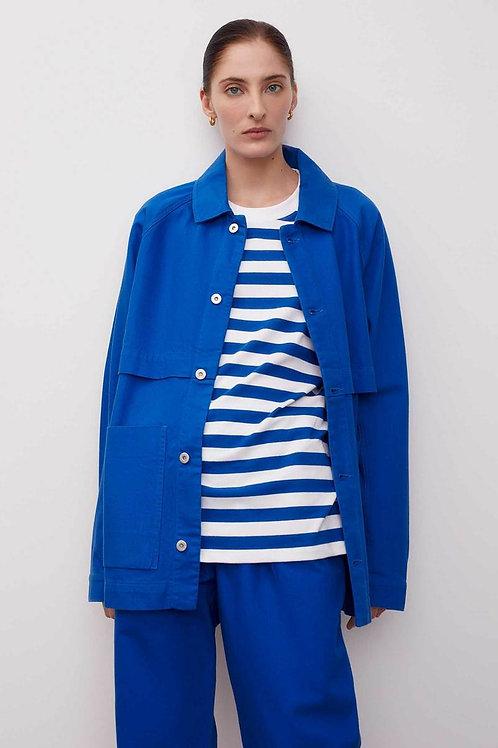 Kowtow Everyday Jacket, blue
