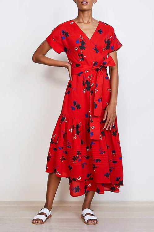 Apiece Apart, Amaro Wrap dress