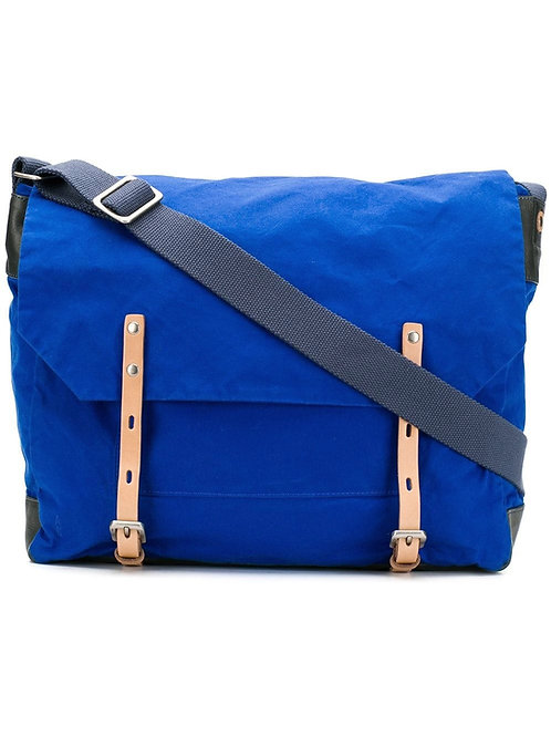 Ally Capellino Jeremy Messenger Bag, Cobalt
