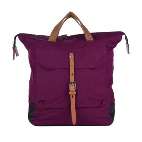 Ally Capellino Frances Backpack, Plum