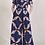 Thumbnail: Apiece Apart, Ensanada Drawstring Jumpsuit, Shibori geo floral