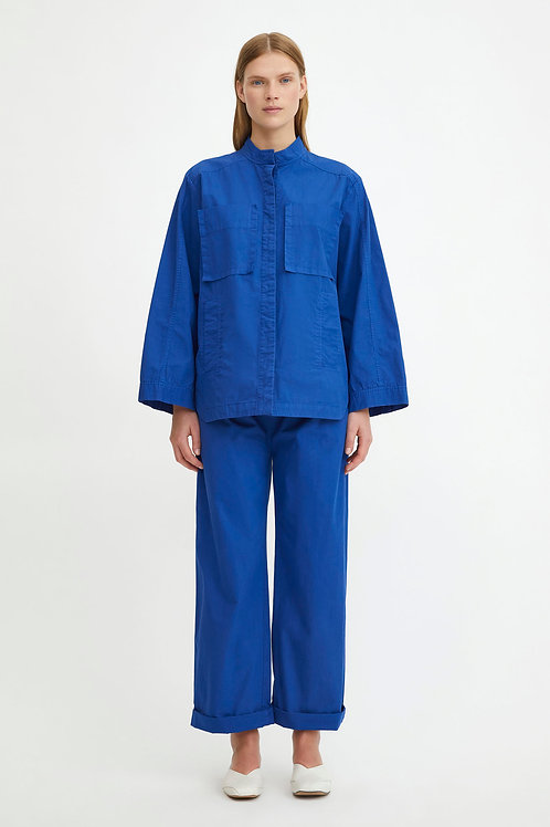 Rodebjer Tulia Pant, workwear blue