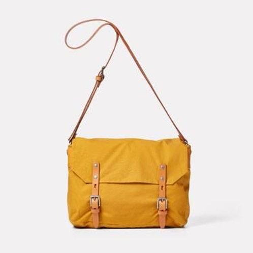 Ally Capellino Small Jeremy Messenger Bag, Cumin