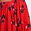 Thumbnail: Apiece Apart, Zinnia Top, Red Aster Floral