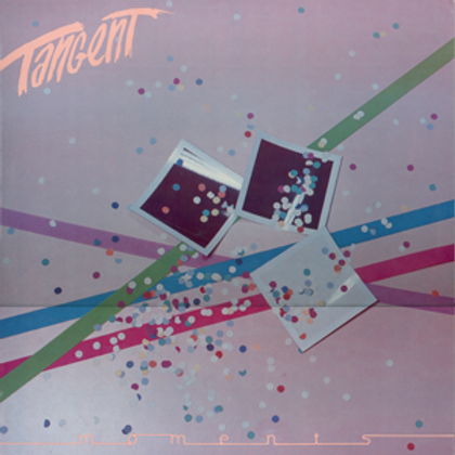 "Tangent ""Moments"" vinyl LP"