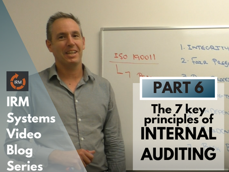 The 7 Key Principles of Internal Auditing