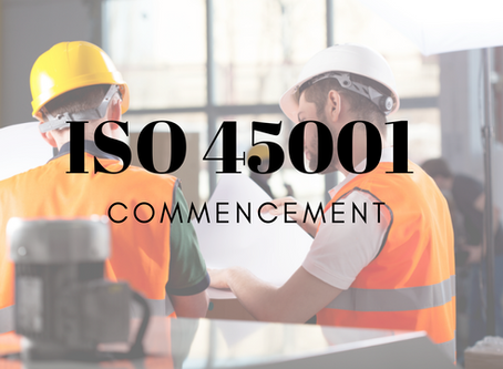 Standards Australia Announces Commencement Of Process To Adopt ISO 45001