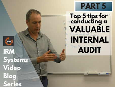 Top 5 Tips for Conducting a Valuable Internal Audit