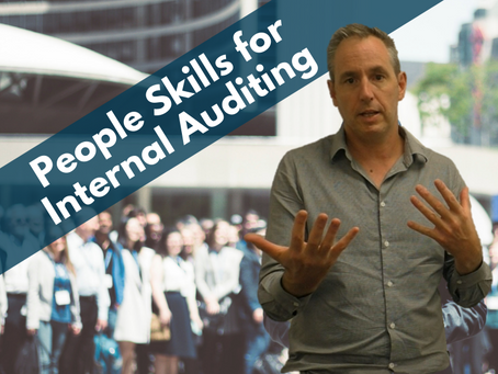 People skills that are important for an effective audit