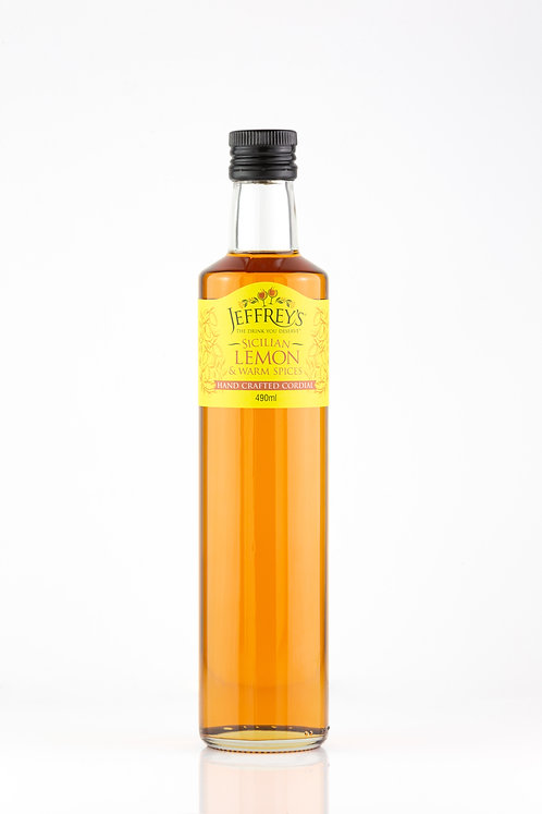 500ml Sicilian Lemon & Warm Spices