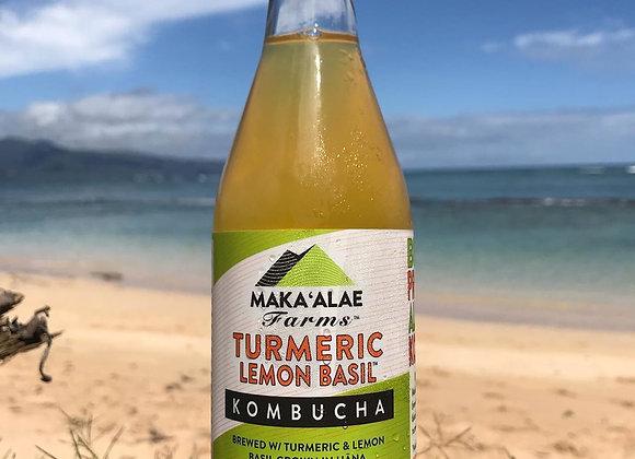 Turmeric Lemon Basil