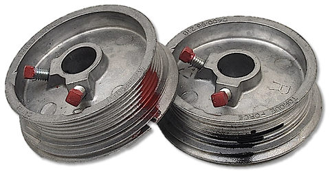 Standard Lift Drums (Pair)