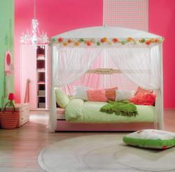 Girls Bedroom Concept