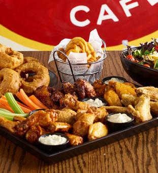 Wild Wing Cafe Wing Meal Deal Image 2