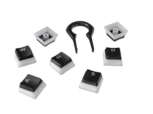 Teclas HyperX Pudding Keycaps