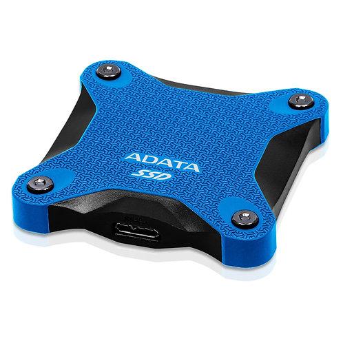 Disco duro externo 3.1 SSD Adata 480GB Azul