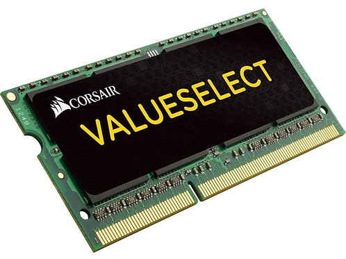 Memoria Ram Corsair Ddr3L 8 Gb 1600 Mhz Sodimm