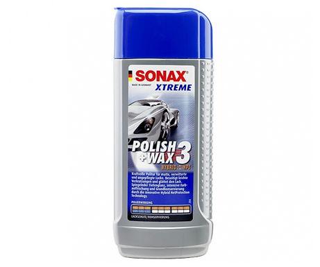 Sonax Polish & Wax 3 250ml