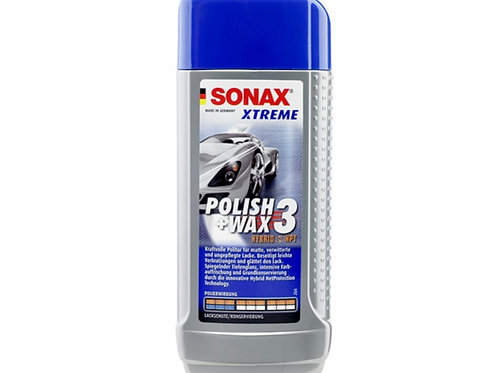 Sonax Polish & Wax 3 250ml