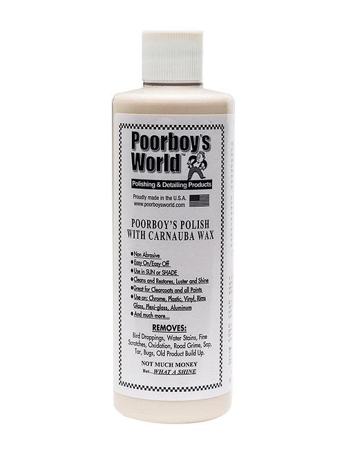 Poorboy's Polish With Carnauba Wax