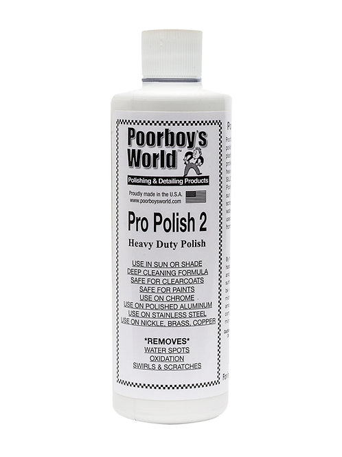 Poorboy's Pro Polish 2