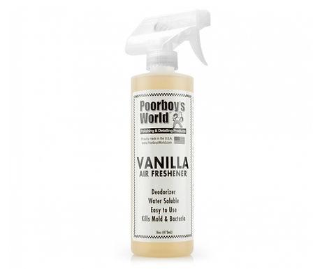 Poorboy's Vanilla Air Freshener 16oz