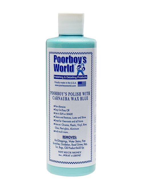 Poorboy's Polish with Carnauba Blue