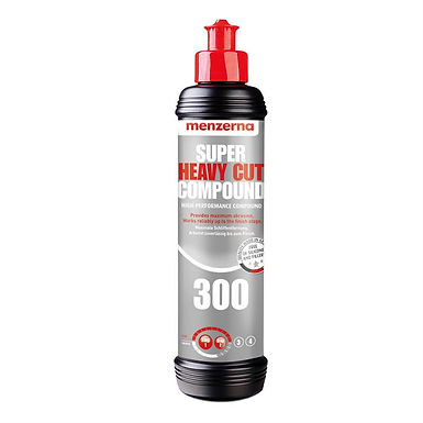 Menzerna 300 Super Heavy Cut Compound 250ml