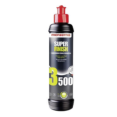 Menzerna 3500 Super Finish