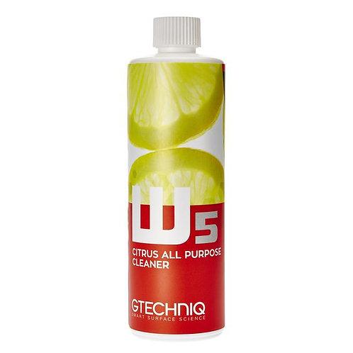 Gtechniq W5 Citrus All Purpose Cleaner 500ml
