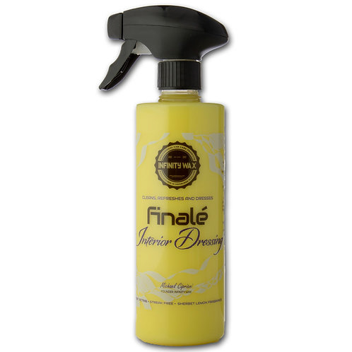 Infinity Wax Finale Interior Dressing 500ml