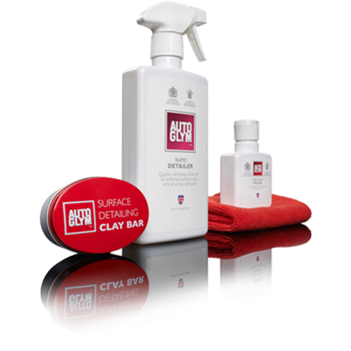 Autoglym Complete Clay Kit