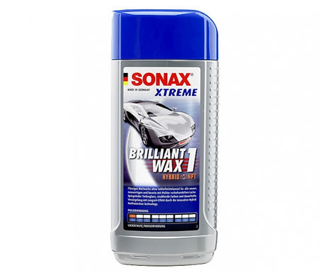 Sonax Brilliant Wax 1 250ml