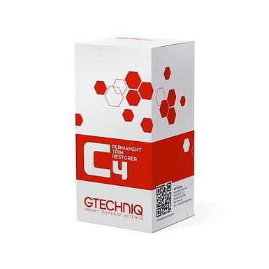 Gtechniq C4 Permanent Trim Restorer 15ml