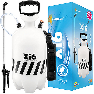 Kwazar Xi6 Pump Sprayer 6 Litre
